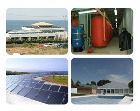 Solar Water Heating Systems image